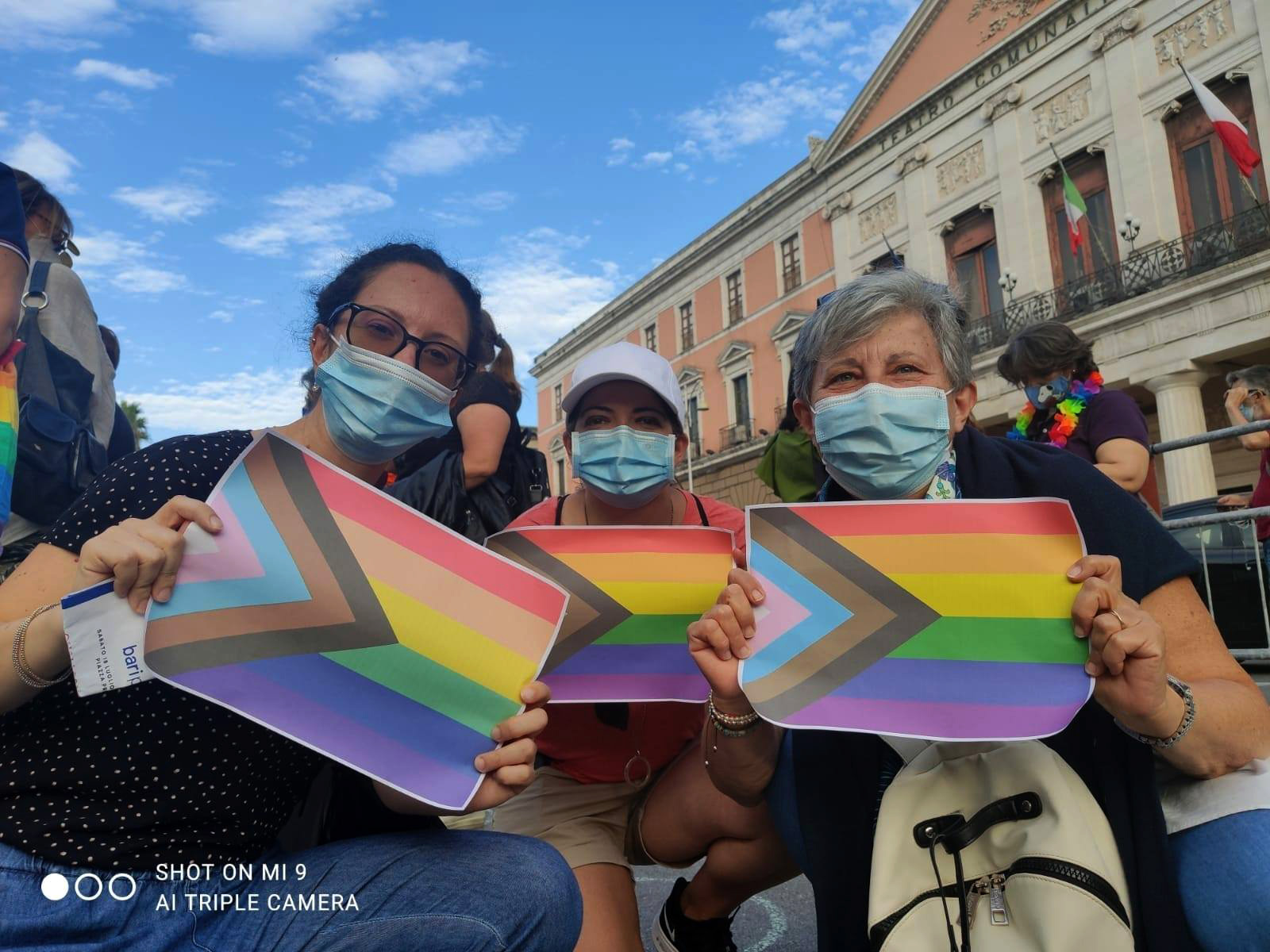 Safiya al Bari Pride 2020